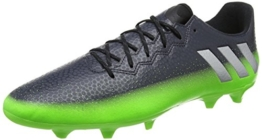 adidas Herren Ace 16.4 Fxg Fußballschuhe, Grün (Solar Green/Shock Pink/Core Black), 44 EU