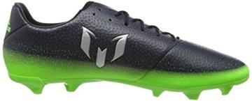 best service 64fca 39cc4 adidas Herren Messi 16.3 FG Fußballschuhe, Grau (Dark GreySilver Met.