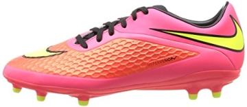 Nike HYPERVENOM Phelon FG, Herren Fußballschuhe, Rot (Brght Crmsn/Vlt-Hypr Pnch-Blck 690), 44.5 EU - 5