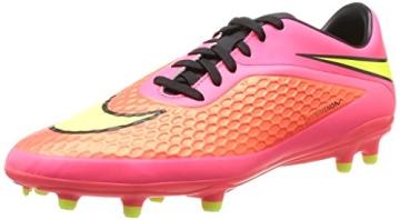 Nike HYPERVENOM Phelon FG, Herren Fußballschuhe, Rot (Brght Crmsn/Vlt-Hypr Pnch-Blck 690), 42 EU - 1