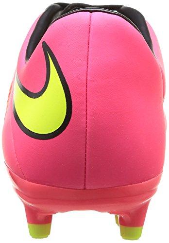 Nike HYPERVENOM Phelon FG, Herren Fußballschuhe, Rot (Brght Crmsn/Vlt-Hypr Pnch-Blck 690), 42 EU - 2