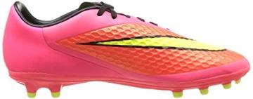 Nike HYPERVENOM Phelon FG, Herren Fußballschuhe, Rot (Brght Crmsn/Vlt-Hypr Pnch-Blck 690), 42 EU - 6