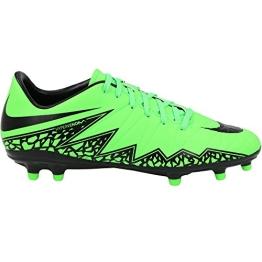 Nike Hypervenom Phelon II FG, Herren Fußballschuhe, Grün (Green Strike/Black/Black), 44 EU - 1