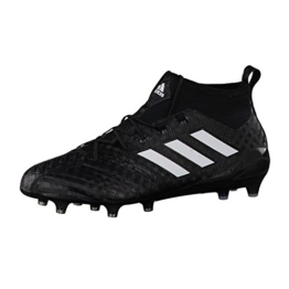 adidas Herren Ace 17.1 Primeknit Futsalschuhe, Schwarz (Cblack/Ftwwht/Ngtmet), 43 1/3 EU -