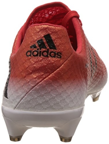 Adidas Herren Messi 16.1 FG Futsalschuhe, Mehrfarbig (Red/Cblack/Ftwwht), 43 1/3 EU -