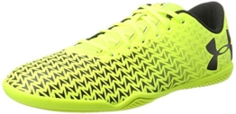 Under Armour Herren UA CF Force 3.0 in Fußballschuhe, Gelb (High-Vis Yellow), 41 EU - 1